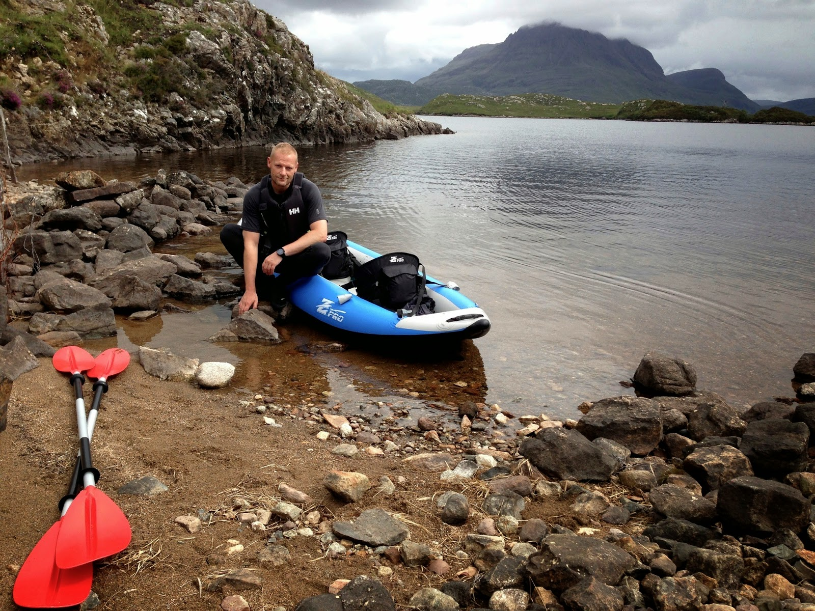 Boat Bay, Loch Scionisaig
