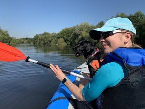 Kayak, River Wye