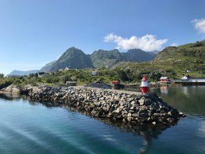 Moskenes, Lofoten Islands, Norway